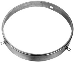 1941-54 Chevy & GMC Truck Headlight Retainer Ring, Each