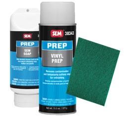 Interior Vinyl Prep Cleaner Kit