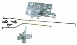 1968-71 Chevy & GMC Truck Door Latch Assembly Kit, Right