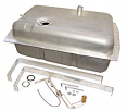 1963-66 Chevy & GMC Truck Rear Mount Gas Tank Kit, Top Fill
