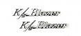 1969-72 Chevy K5 Blazer Fender Emblems with Fasteners