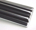 1969-72 Chevy & GMC Truck Fleetside Longbed Upper Body Side Molding Kit, with Metal Clips