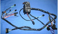 1967-68 Chevy & GMC Truck Suburban and Panel Dash Harness, With Factory Gauges