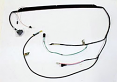 1970-72 Chevy & GMC Truck Engine Harness, V8, Manual Trans.