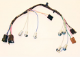 1964-66 Chevy & GMC Truck Dash Instrument Cluster Harness, With Factory Gauges