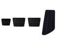 1985-87 Fullsize Chevy & GMC Truck Pedal Pad Kit, 4pc., Manual