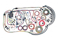 1955-59 Chevy & GMC Truck Classic Update Series Wiring Harness Kit