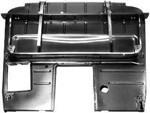 1947-55 Chevy & GMC Truck 1 Piece Complete Floor Pan with Seat Riser