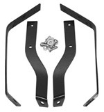 1955-59 Chevy & GMC Stepside Truck Rear Bumper Brackets, Set