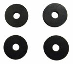 1955-68 Chevy & GMC Truck Radiator Support Mounting Pad Set