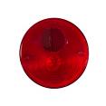 1960-66 Chevy & GMC Truck Red Tail Light Lens, Stepside