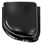 1960-66 Chevy & GMC Truck Lower Cowl Air Vent Panel, Left