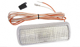 1960-72 Chevy & GMC Truck Dome Light Assembly, LED with Clear Lens