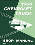 1960 Chevy Truck Shop Manual