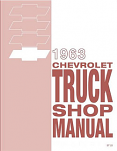 1963 Chevy Truck Shop Manual