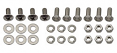 1967-72 Chevy & GMC Fleetside Truck Front Bed Panel Bolt Kit