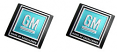 1967-72 Chevy & GMC Truck Seat Belt Buckle Decals, Pair