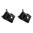1967-72 Chevy Blazer, GMC Jimmy & Suburban Rear Seat Hold Down Brackets, Pair