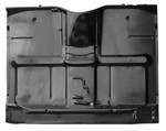 1967-72 Fullsize Chevy & GMC Truck Full Cab Floor Pan Assembly