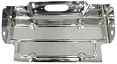 1967-91 Fullsize Chevy & GMC Truck Chrome Rear License Plate Bracket