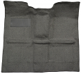 1967-68 Chevy & GMC Truck Molded Carpet with Small Hump