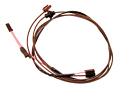 1968-72 Chevy & GMC Truck Tachometer Harness, With H.E.I.