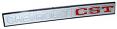 1969-70 CHEVY Truck CST Glove Box Door Emblem