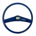 1969-72 Chevy & GMC Truck Stock Blue Steering Wheel