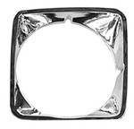 1969-72 CHEVY Truck Chrome Headlight Bezel Right