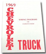 1969 Chevy & GMC Truck Wiring Diagram