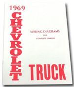 1969 Chevy & GMC Truck Wiring Diagram