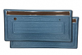 1970-71 Chevy & GMC Truck Original Style Western Scroll Vinyl Door Panels