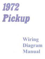 1972 Chevy & GMC Truck Wiring Diagram