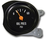 1973-77 Fullsize  Chevy & GMC Truck Oil Pressure Gauge, Mechanical
