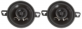 1973-87 Fullsize Chevy & GMC Truck Stereo Dash Speakers