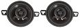1973-87 Fullsize Chevy & GMC Truck Stereo Dash Speakers
