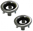 1973-87 Fullsize Chevy & GMC Truck Door Lock Grommet, Pair