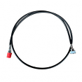 1973-74 & 1980-87 Chevy & GMC Truck Speedometer Cable Upper, 2WD *See description for fitment