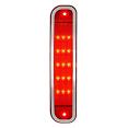 1973-80 Fullsize Chevy & GMC Truck LED Side Marker Light, Red