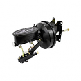 1973-87 Chevy & GMC Truck Power Brake Conversion, Black Out 2.0 with Wilwood Master Cylinder