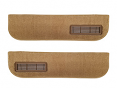 1981-87 Fullsize Chevy & GMC Truck Lower Door Panel Carpet Original Colors