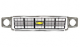 1977-78 Chevy Truck Grille Kit, Black