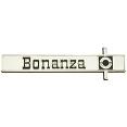 1977-80 Chevy Truck BONANZA Dash Emblem