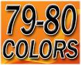 1979-80 Fullsize Chevy & GMC Truck Interior Vinyl & Plastic Dye Original Colors