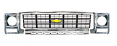 1979 Chevy Truck Grille Kit, Black