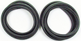 1994-03 S10 & Sonoma Truck Front Door Weatherstrip on Cab, Pair