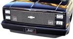1981-87 Fullsize Chevy & GMC Truck Billet Aluminum Grille, Black