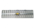 1981-82 Fullsize Chevy Truck Silver Front Grille, Factory Style