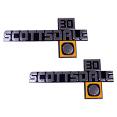 1981-87 Chevy Scottsdale Fender Emblem 30