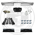 1981-87 Chevy & GMC Fullsize Truck Fleetside Rear Sport Bumper Kit